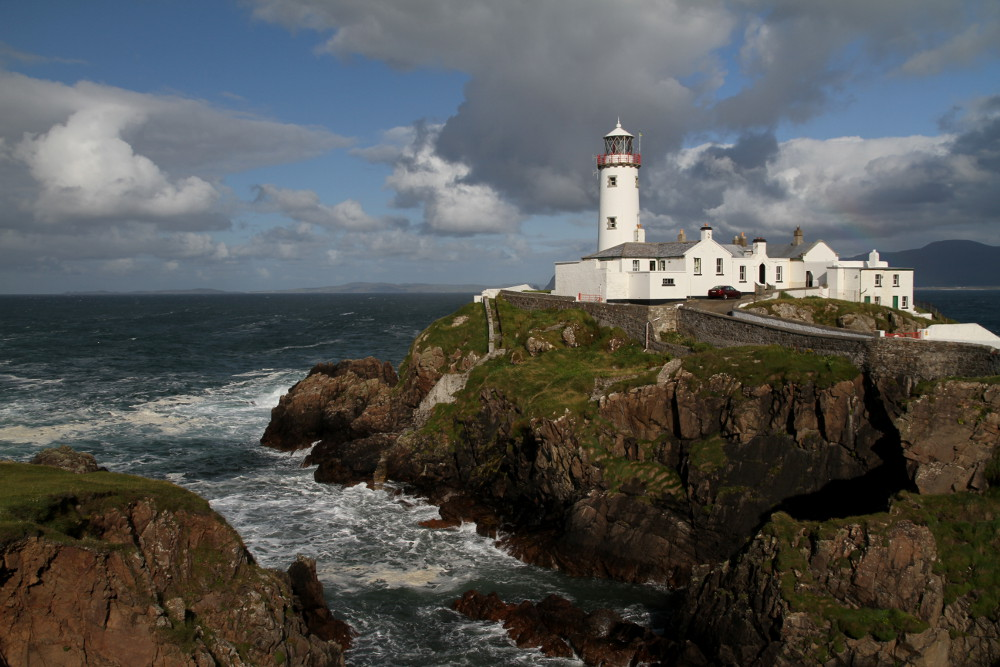 Fanad Lighthouse Photos Opening Hours And Ticket